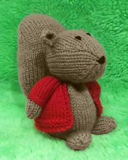 KNITTING PATTERN - Timmy Tiptoes inspired choc orange cover / 15 cms toy