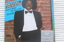 Michael Jackson - Don't Stop 'Til You Get Enough Cat No 82876725112