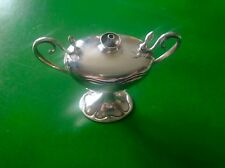 Antique English Sterling Silver Table Lighter 1903