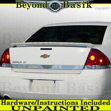 2006-2013 Chevrolet IMPALA OEM Factory Style Spoiler Trunk Wing Tail UNPAINTED