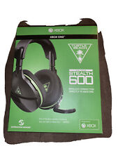 Turtle Beach Stealth 600 Black and Green Headband Headsets for Microsoft Xbox...