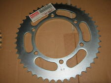 YAMAHA ORIG. KETTENRAD XJ600 DIVERSION  4BP-25448-20  REAR WHEEL SPROCKET