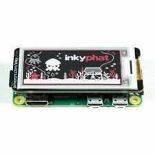 Inky pHAT (ePaper/eInk/EPD) - Red/Black/White