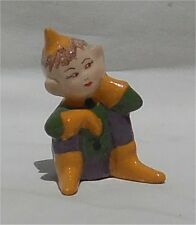 Vintage California Pottery Pixie Elf Figurine