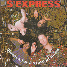 """7"""" 45 TOURS FRANCE S'EXPRESS """"Mantra For A State Of Mind +1"""" 1989 ELECTRO HOUSE"""