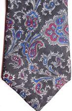 "Pierre Cardin Men's Tie 58.5"" X 3.75"" Multi-Color Abstract Paisley"