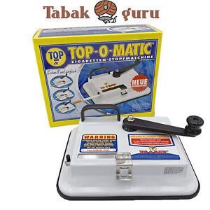 OCB TOP-O-MATIC V2 Stopfmaschine Zigarettenstopfer Zigarettenmaschine TOP-O-MATI