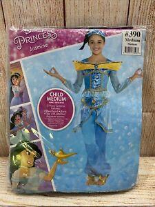 Disney Princess Jasmine 3 Piece Costume US Youth Size Medium NEW