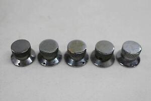 VOX 1966 Beatle Royal Guardsman Amplifier knobs Classic Replacement Parts x5