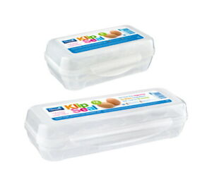 Eggs Box Case Plastic Portable Carry Case Storage Tray Holder Container Box 8/12