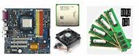 scheda madre Asrock ALiveNF6G-GLAN socket AM2 +CPU AMD Athlon5600+ X2 + 4GB DDR2
