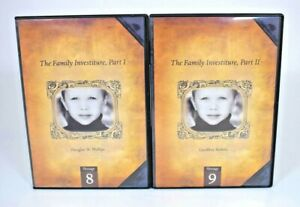Vision Forum Ministries - The Family Investiture Part 1 & 2 - Message 8 & 9 (DVD