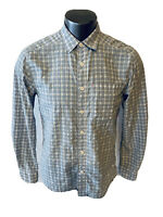 Lot Of 2 Simms Men's Long Sleeve Button Down Fly Fishing Shirt Size Med
