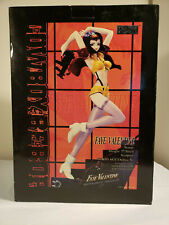 Faye Valentine Sideshow + Fewture Cowboy Bebop Statue - New Very Rare and Hot!