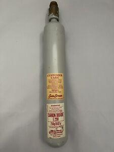 Vintage / Old Style - E290- SodaStream EMPTY Gas Bottle Cylinder CO2