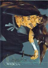 Bleach BL Doujinshi Dojinshi Comic Byakuya x Renji Izayoi Contemplation Zanzibar
