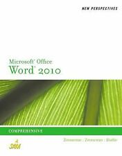 New Perspectives on Microsoft  Word 2010: Comprehensive-ExLibrary