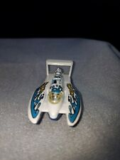Hot Wheels 1995 Hydroplane Diecast Boat Wet & Wild White and Blue Vintage