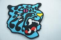 Black Cat Iron On Patch Le Tigre Tiger Panther Thundercats Panthor battlecat mma