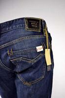 Otra Vez Da ! Replay Jeans MA955 Newbill 606 300 Azul Oscuro Confort Fit - Nuevo