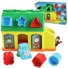 Thomas & Friends My First Tidmouth Shape Sorter 12M+ Fisher Price