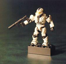 Halo Mega Bloks Series 5 Arctic UNSC CQB Rare