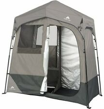 Camping Shower Tent Portable Utility Shelter Room Outdoor Solar Water Heater
