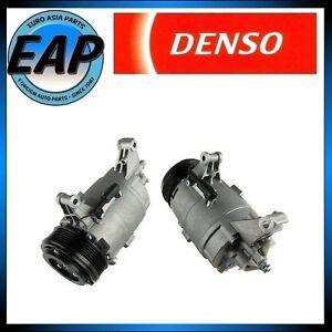 For 2002-2008 Mini Cooper 1.6L 4cyl OEM Denso AC A/C Compressor NEW