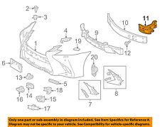 Lexus TOYOTA OEM 13-14 IS F Rear Bumper-Park Sensor Retainer 8934830030B1