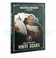 Warhammer 40K White Scars Codex Hardcover NEW 2019 Pre Order