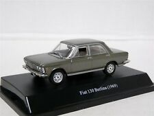 FIAT 130 BERLINA 1969 GREY METAL 1969 STARLINE 510325 1/43 GRIS METALLIC