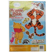 Large Disney Wall Stickers Childrens Bedroom Furniture Decorating Kits Boy Girl Winnie The Pooh & Friends