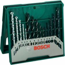 Forêts à métaux Bosch Coffret de forêts à bois acier béton Set de mèches Bosch