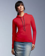 Cotton Blend Hooded Sweatshirts for Women