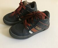 NIB - Romagnoli -made in Italy- toddler boy shoes - boots-size 24/ 8-US