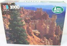 Milton Bradley 1000 - 1999 Pieces Jigsaw Puzzles