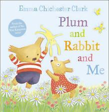 Prune et lapin et moi par emma chichester clark (livre de poche) neuf livre