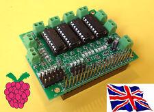 Rs-Pi L293D -4  8 Motor Robot Board for Raspberry Pi B+ B Plus B2