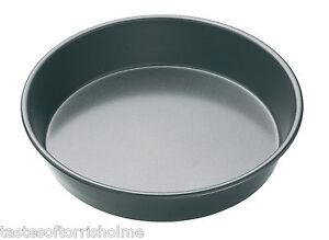 Master Class Heavy Duty 9 Inch 23cm Professional Non Stick Deep Pan Pie Dish Tin