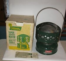 Vintage Super Catalytic Coleman Heater No 511A with Box 1969 FREE SHIPPING