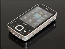 Original Nokia N96 16GB Mobile Phones 3G WIFI GPS 5MP Unlocked Cell Phone Black