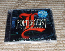 Poltergeist: The Legacy by John Van Tongeren (CD, Nov-1997, Sonic Images) New!