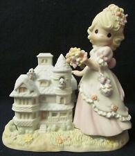 Precious Moments Chapel Exclusive Figurine # 111754 ~ Fairytales Can Come True!