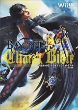 BAYONETTA 2 Climax Bible Book / Wii U