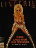 Playboy Lingerie November December 1995      A8#10897