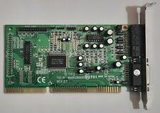 Procomp Pro-Multimedia S280 ISA Soundkarte (Avance Logic ALS100+, 1997)