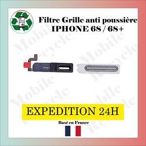 Filtre Grille anti poussière écouteur POUR écran LCD APPLE IPHONE 6S / 6S PLUS