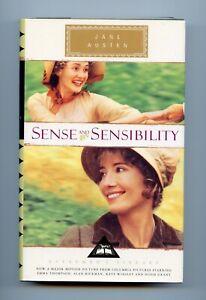 Sense and Sensibility by Jane Austen - Everyman's Library HC DJ