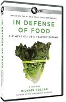In Defense of Food [New DVD]