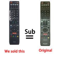 GB005WJSA Replace Remote for SHARP AQUOS TV LC70LE640U   LC80LE633U  GB105WJSA
